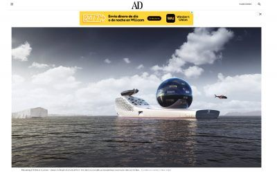 This Nuclear-Powered Superyacht Is Longer Than the Titanic and Costs $700 Million