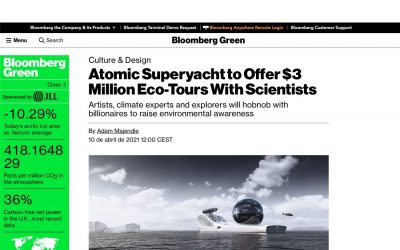 Atomic Superyacht to Offer $3 Million Eco-Tours With Scientists